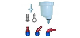 Brake Part - Remote Resevoir & Cylinder Fittings