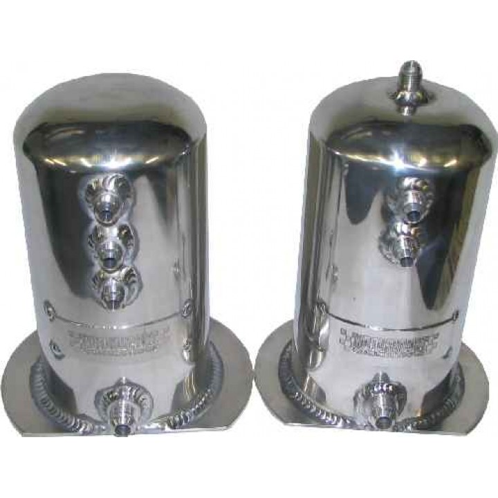 Fuel EFI Alloy Surge Tanks (Medium)