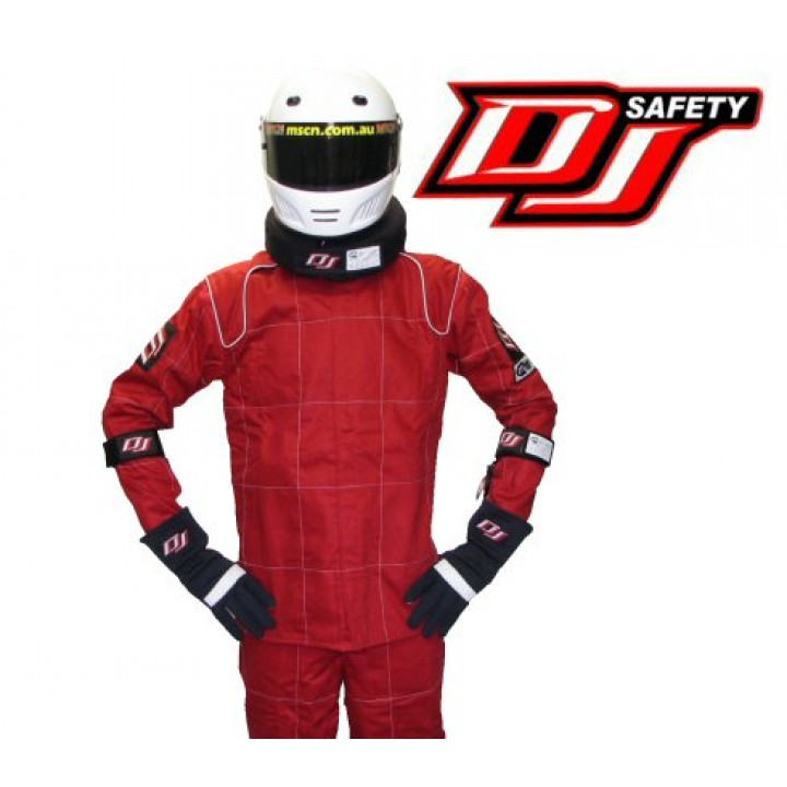 """Race Ready"" 2 Piece Suit & Helmet Package - 3-2A/5 Rated"