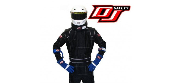 "DJ Safety ""Speedway"" Package 3-2A/5"