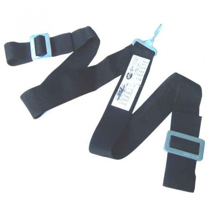 "Crutch Belt Wrap Around to suit Lever Latch (2"" V-Belt)"