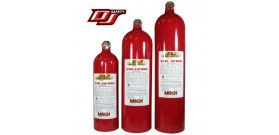 Coldfire Bottles - DJ Safety New