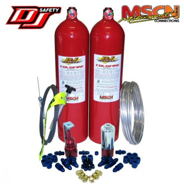 Coldfire Doorslammer Kit - DJ Safety