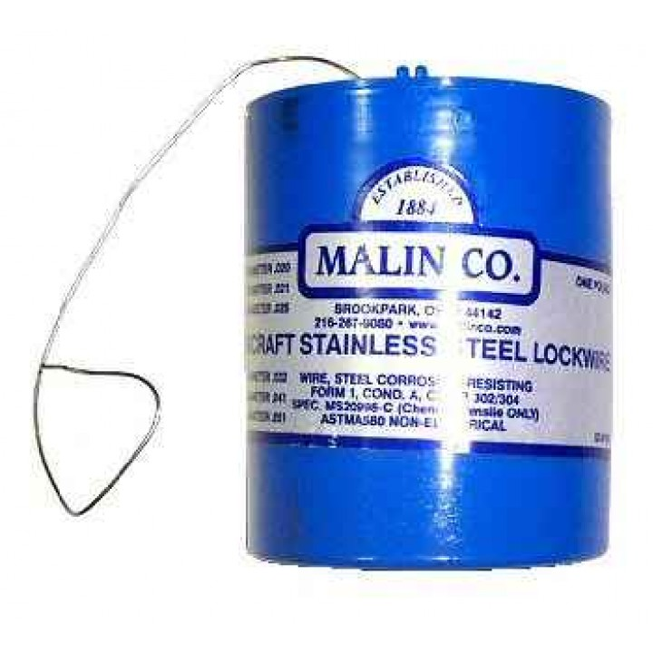 Tie Wire - Stainless Steel (Lock Wire)