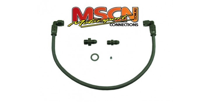 MSCN MS RB30 Turbo Oil Feed Line