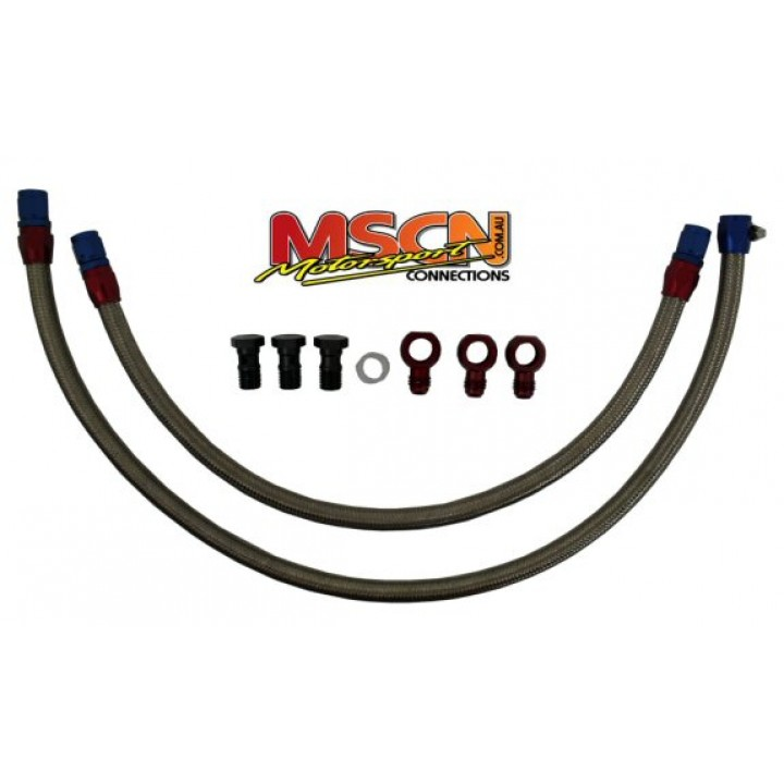 MSCN MS RB30 Turbo Water Line Kit