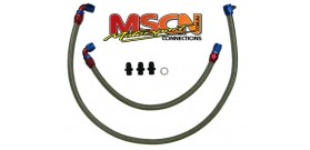 MSCN MS S13 SR20 Turbo Water Feed Kit