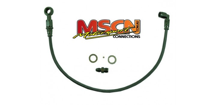 MSCN MS SR20 Turbo Oil Feed Line