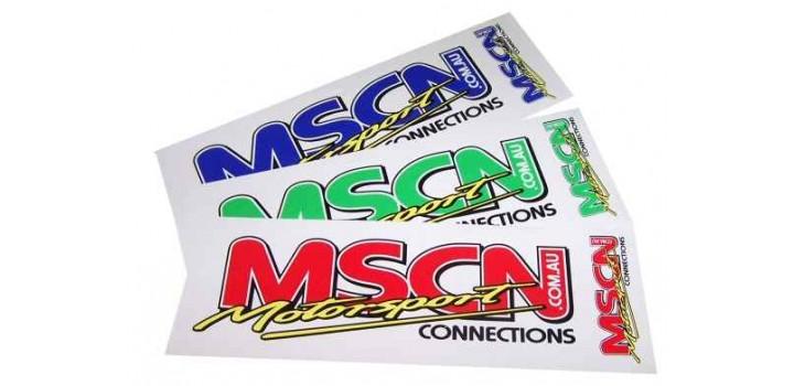 MSCN Decal / Sticker