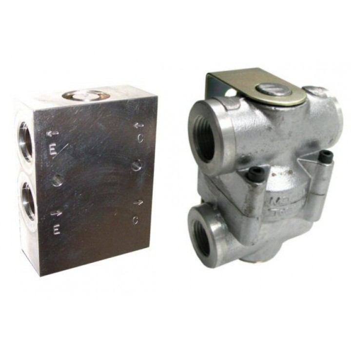 Transdapt / Mocal Engine Inline Thermostat