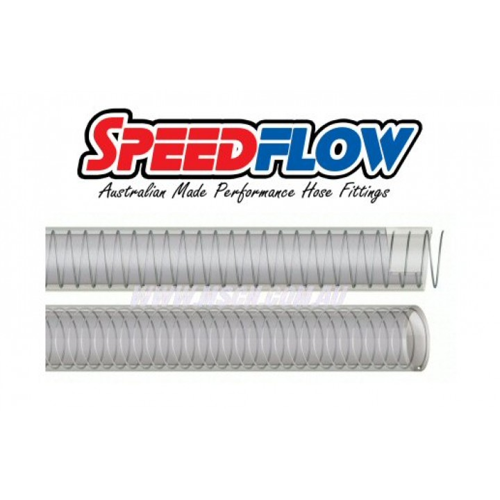 Plutone Clear Reinforced Hose