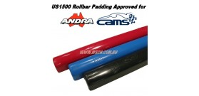 Urethane Science 1-1/2'' to 1-3/4'' Rollbar Padding SFI 45.1