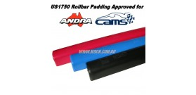 "Urethane Science 1-5/8"" to 2"" Rollbar Padding SFI 45.1"