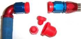XRP / Speedflow 850 Series Male AN Plastic Plugs