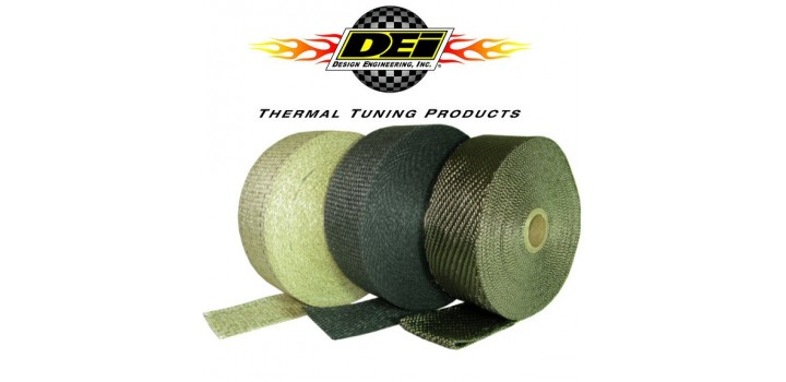 DEI Exhaust Wrap 50ft