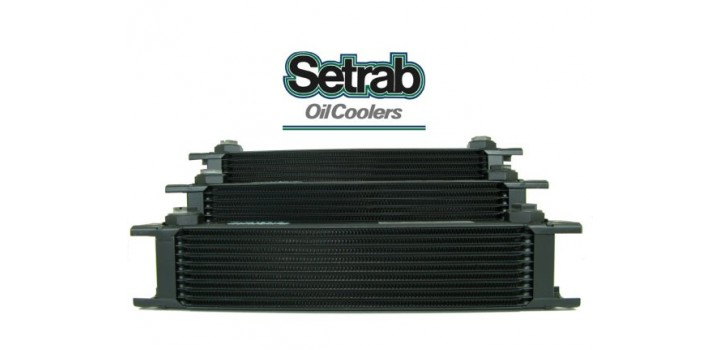 "Setrab Oil  Coolers - ""Extra Wide""  - 405mm Across"