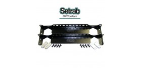 Setrab Oil Cooler  - Mounting Brackets