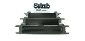 "Setrab Oil  Coolers - ""Wide"" - 300mm Across"