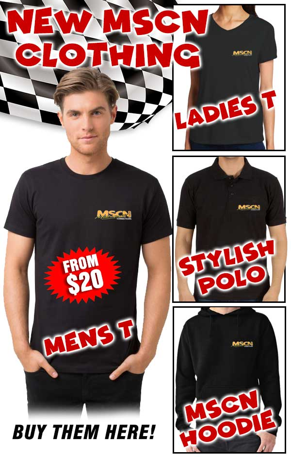 MSCN Clothing