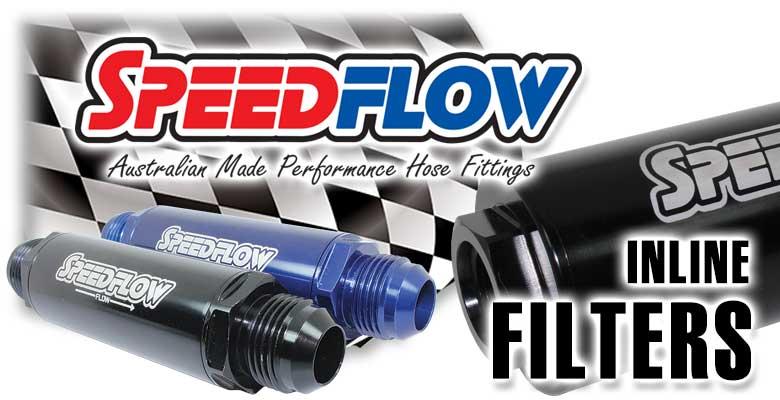 Speedflow Inline Filters