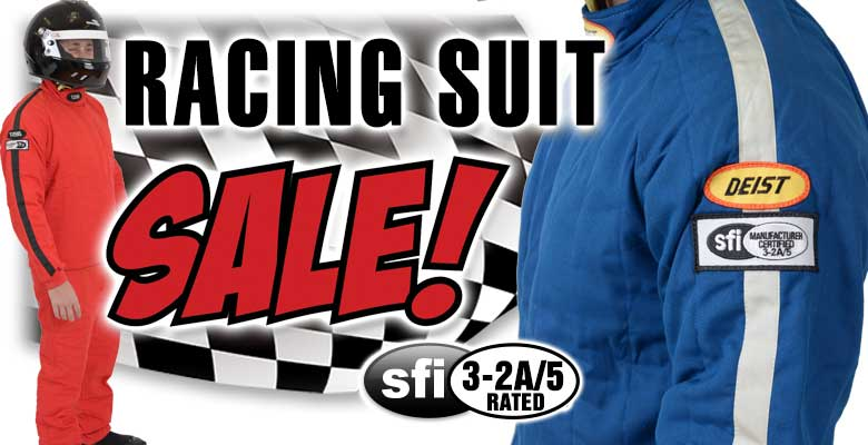 Fire Suit Sale