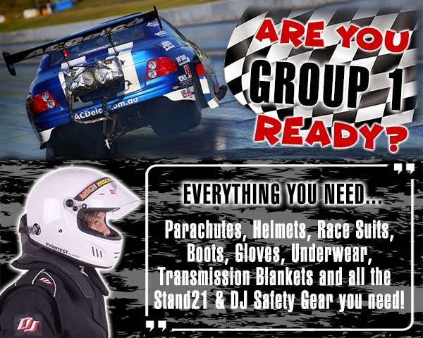 Are You Group 1 Ready