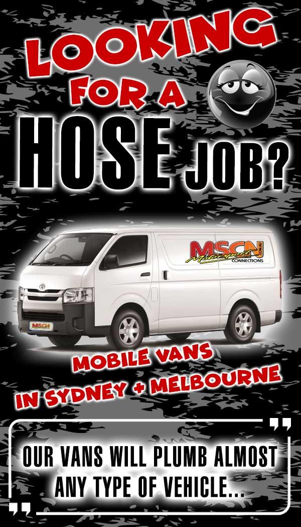 MSCN Mobile Vans