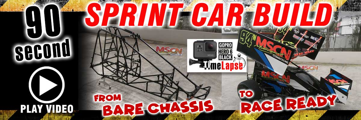 Sprint Car 90 Second Build