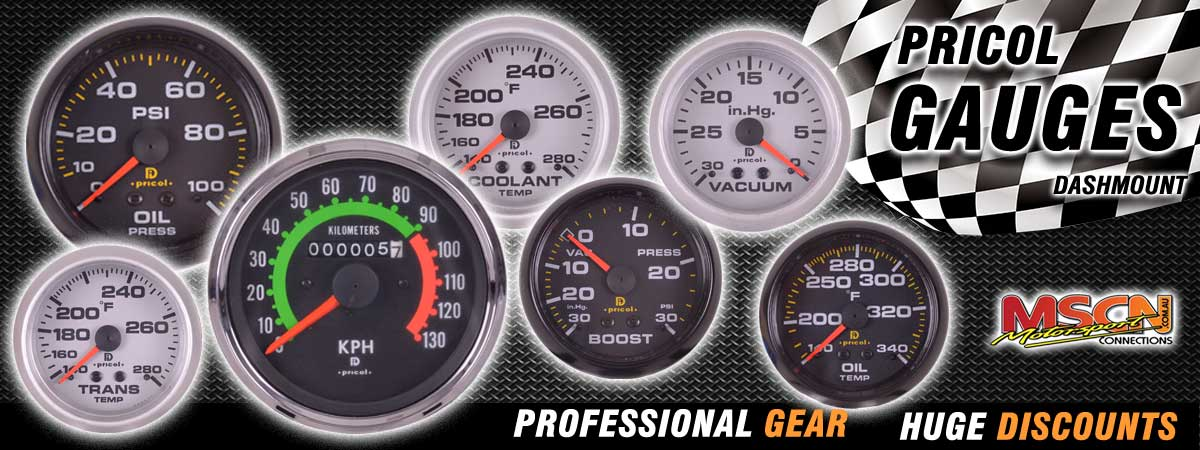 Pricol Gauges