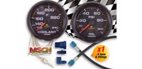 Sprint Car Gauge Kit