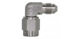 90° Female to Male Steel - 143 Series